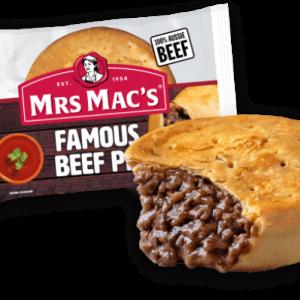Large Pies & Sausage Rolls