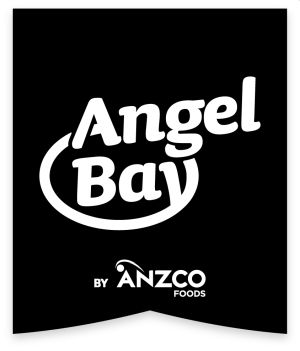 ANG001B – ANGEL BAY LOGO (BLACK)