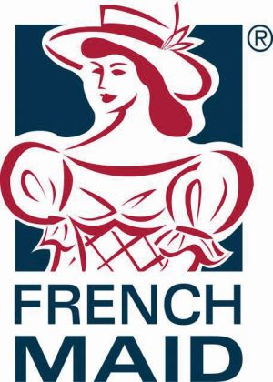 FRE001 – FRENCH MAID LOGO